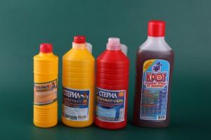 Фото химических средств для прочистки труб, kanalizaciyam.ru