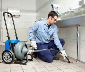 Фото прочистки канализации механическим способом, kabanchik.com.ua