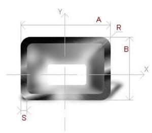 На фото - расчет массы профильной трубы, sidero-truby.ru