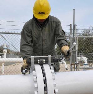 Способы подсоединения газовых устройств и арматуры