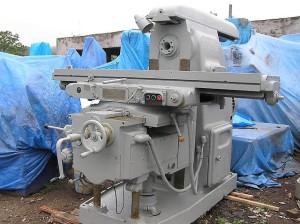 Конструкция и основные составляющие консольной установки для фрезерования фото