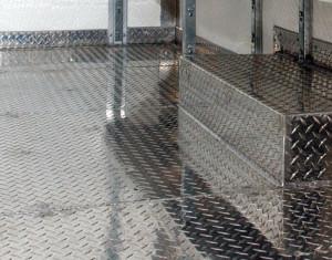 Основные свойства стальных рифленых листов