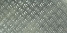 Лист рифленый 5 мм – вес зависит от вида рифления