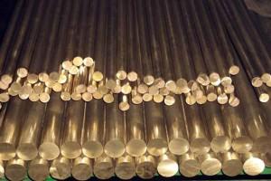 Фото готовых бронзовых прутков, linkstroy.ru