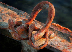Немного информации о коррозии металла