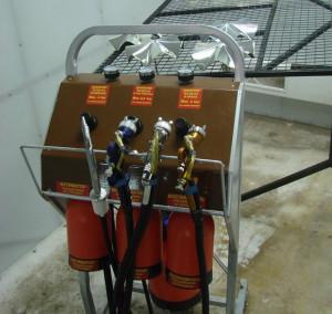 На фото - установка для химической металлизации, novinkor.com
