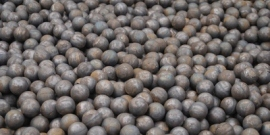 Мелющие шары из стали – об особенностях изделий