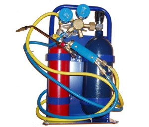 Фото баллонов для хранения газов для газовой резки металлов, tk-selsin.ru