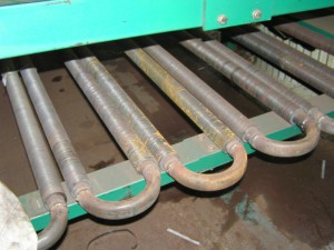 Применение бесшовных стальных труб