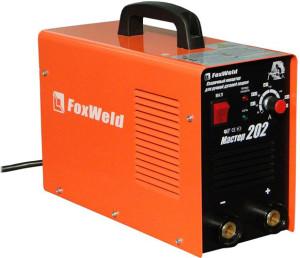 Foxweld Master 202 – описание и общие характеристики