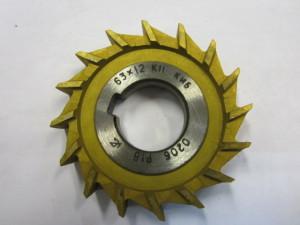 Фото фрезы дисковой трехсторонней по ГОСТу 28527-90, petrofort.com