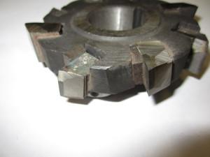Фото фрезы дисковой трехсторонней со вставными ножами, petrofort.com