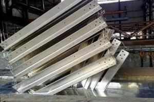 Фото гальванического цинкования на производстве, metall-optom.com