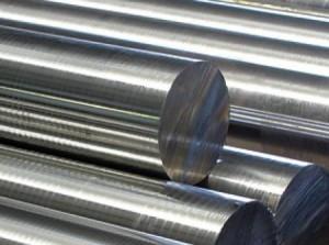 На фото - круг калиброванный из жаропрочной стали, mpstar.ru