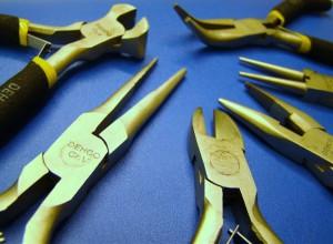 Фото инструментов для изготовления украшений из медной проволоки, biser-profi.ru