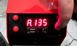 Фото управления сварочной установкой SSVA 160-2, supertools.com.ua