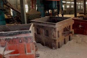 Фото формы для литья бронзы, rocinduktor.ru