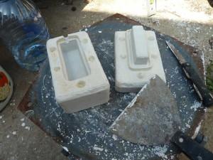 Фото изготовления формы для литья, tech.dimanjy.com