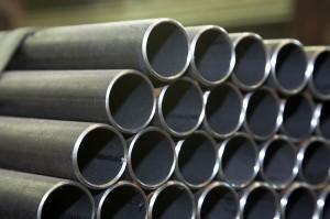 Фото производства стальных водогазопроводных труб, investsnab.ru