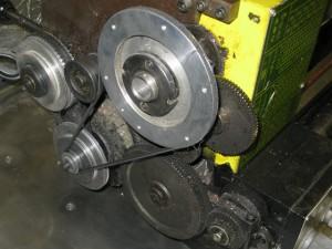 Фото электродвигателя токарного станка, yarst.org