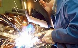 Фото сварки высоколегированной стали, itr-montazh.ru