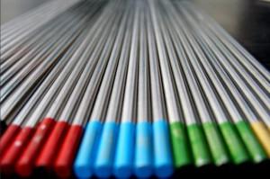 На фото - вольфрамовые электроды, avglob.org