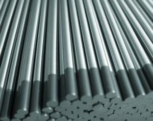 Фото серых вольфрамовых электродов WС-20, weldlab.ru