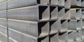 Профильная труба – основной материал для металлических конструкций
