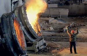 Фото производства стали, dmifm.dp.ua