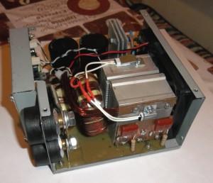 Фото блока питания самодельного сварочного инвертора, drive2.ru