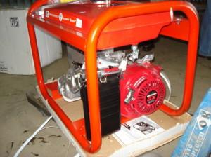 Фото генераторной установки для сварки инвертором, generator-nn.ru