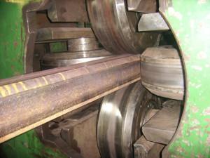 Фото протягивания металла, steelpipessupply.ru