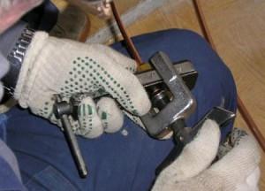 Фото вальцовки трубных изделий, ventprostroy.ru