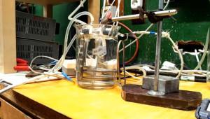 Фото микродугового оксидирования металла, youtube.com