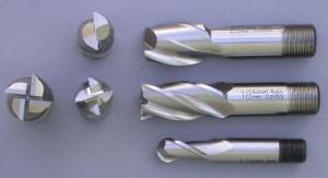 Фрезы для бесконсольных и консольно-фрезерных станков