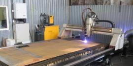 Плазменный станок с ЧПУ – идеальная резка металла!