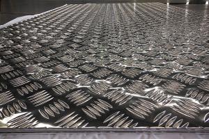 Технология производства рифленых алюминиевых изделий