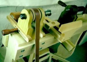 Фото самодельного токарного станка, ukrlot.com
