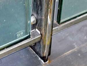 Фото щелевой коррозии нержавеющей стали, tesiaes.ru