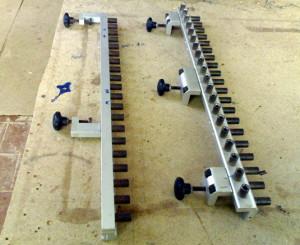 На фото - кондуктор для сверления отверстий, furnipro.info