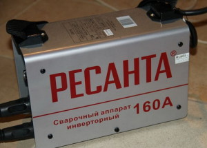 Фото инвертора Ресанта САИ 160, wikidacha.ru
