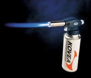 На фото - газовый резак Ковея высокой мощности, robinzon.by