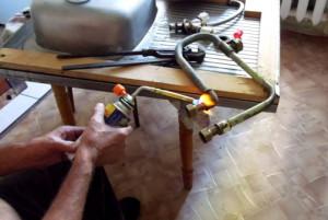 Фото газового резака Ковея КТ 2104, youtube.com