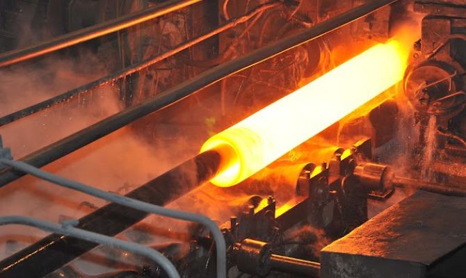 Производство бесшовных горячекатаных труб