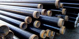 ВУС изоляция как защита трубопроводов от коррозии