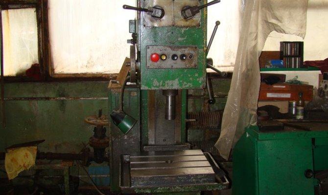 Промышленное сверлильное оборудование