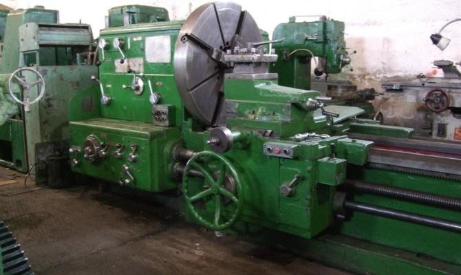 Фартук токарной установки