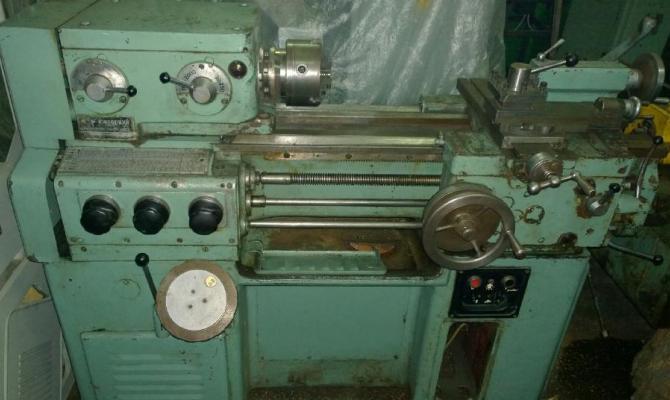 Конструкция токарной установки
