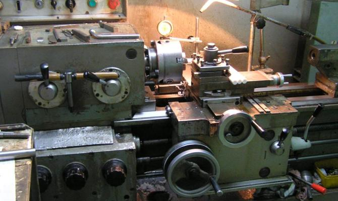 Эксплуатация токарного агрегата