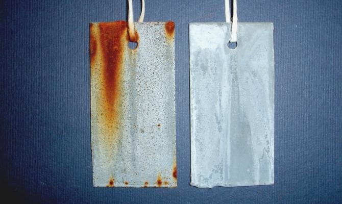 Защита металлических изделий от коррозии